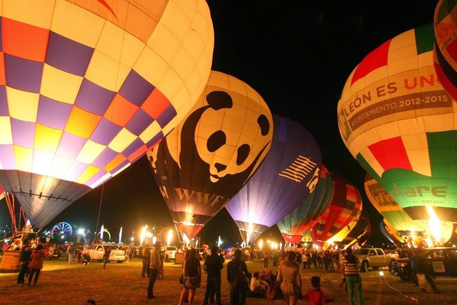 TE LLEVAMOS  Festival de Globo Léon Guanajuato 16 y 17 Nov 2019 -  Experiencias viajaBonito 0f7465ae4cd