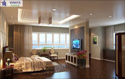 Ra mắt căn hộ khu cao cấp dự án Vinata Tower