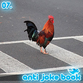 10 People You Have To Follow On Twitter: 07. Anti Joke Book