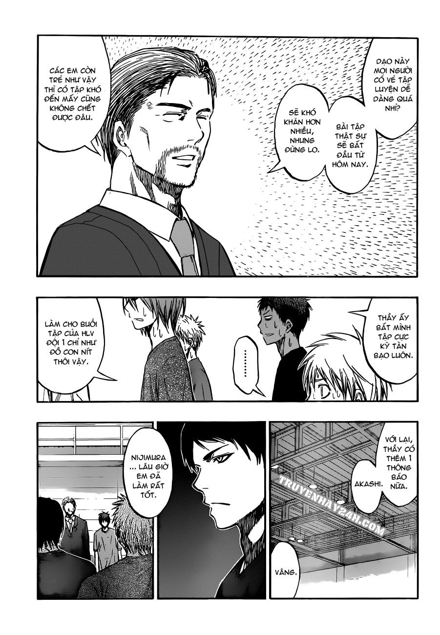 Kuroko No Basket chap 212 trang 7