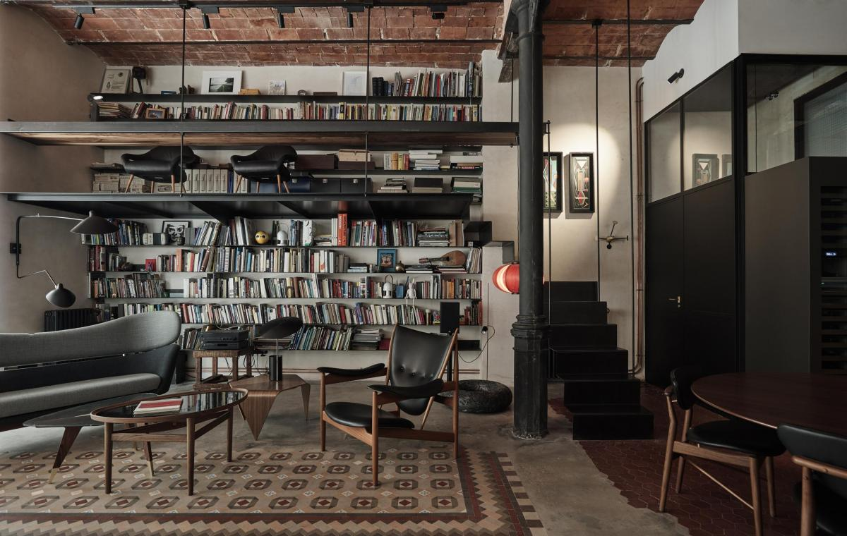 A loft in Ciutat Vella in Barcelona
