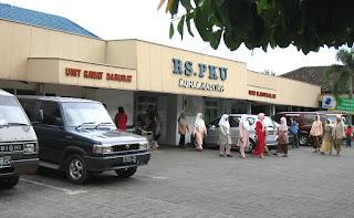 RS Pembina Kesehatan Umum (PKU) Muhammadiyah Solo
