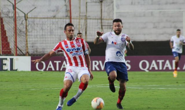 Bahia se classifica na Copa Sul-Americana após empate na Argentina