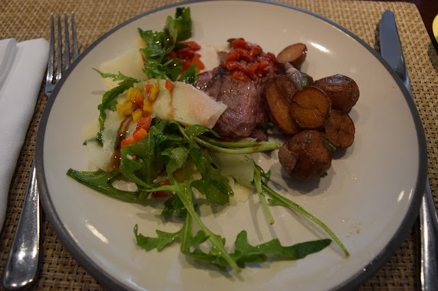shangri la singapore italian restaurant reviews