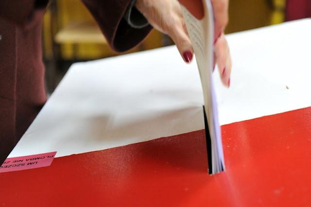 Polskie wybory parlamentarne w USA. Trochę pokazuję, trochę wyjaśniam.