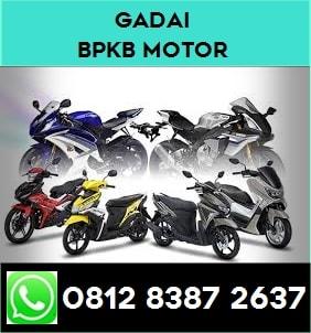 Gadai bpkb motor bantar gebang 081283872637