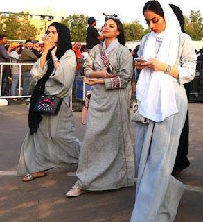 Saudi Arabian women no longer forced to wear hijabs