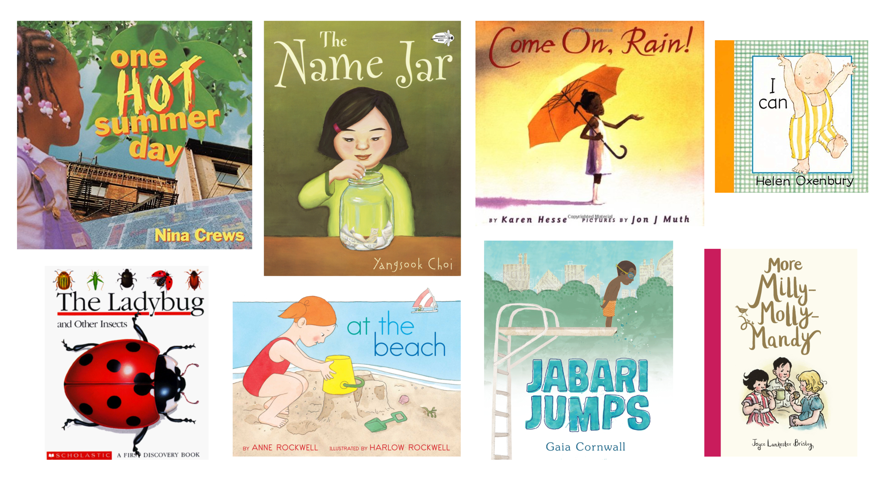 Our Montessori children love to read and here's a look at the Montessori friendly children's books we can't get enough of right now