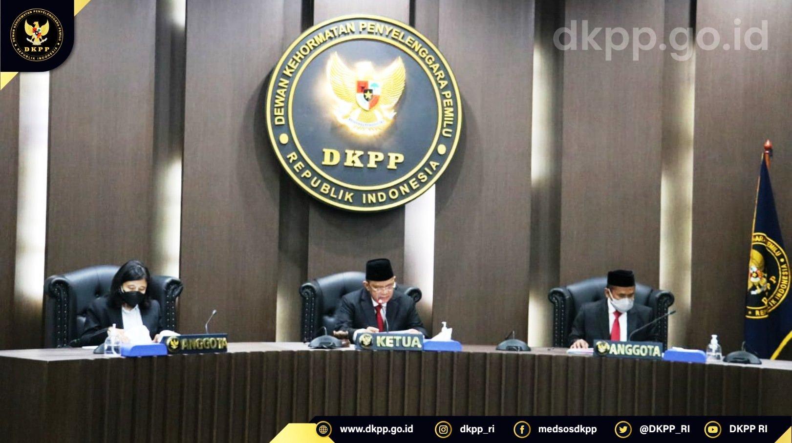 Terkait Masalah JPPR, KPU dan Bawaslu Kebumen Diadukan ke DKPP