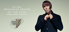 Pretty Green crowned Drapers Brand of the year!
