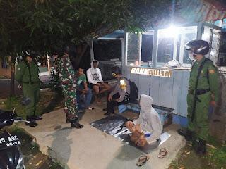Gelar Patroli Ciptakan Suasana Yang Aman Dan Nyaman Selama Bulan Ramadhan