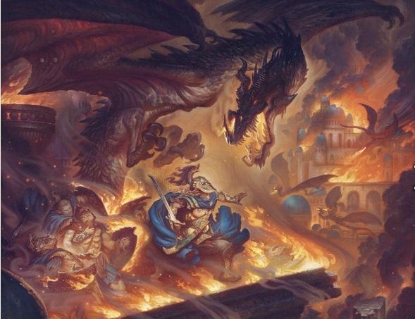 Un artista de Blizzard diseña ilustraciones de El Señor de los Anillos con el estilo Warcraft