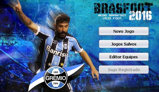 Skin Douglas - Grêmio para Brasfoot 2016