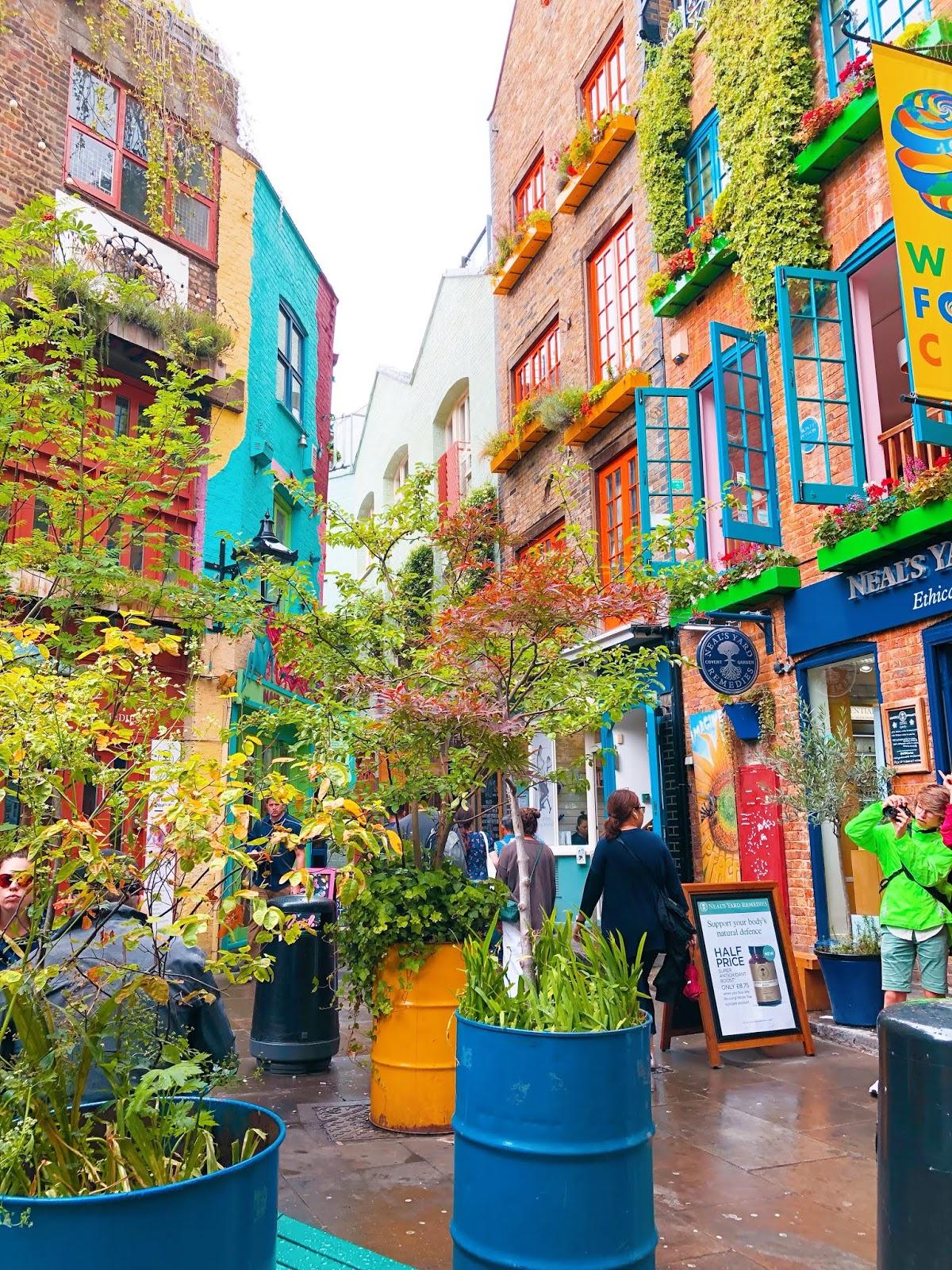 Londres:  Mi diario de viaje