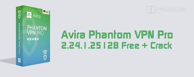 Avira Phantom Vpn Pro 2.24.1.25128 Free + Crack