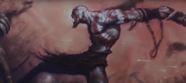God of War Short summary of All Parts