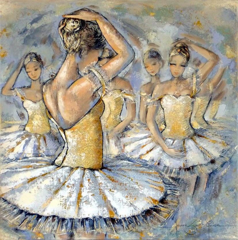 Jeanne Saint CheronTutt Art