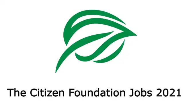 The Citizen Foundation Jobs 2021 Advertisement