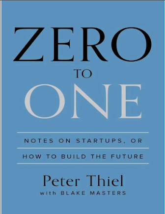 Download Zero To One By Peter Theil In Pdf