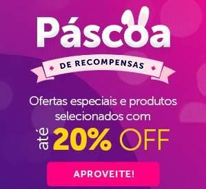Promoção Livelo Páscoa 2018 Recompensas Até 20% de Desconto