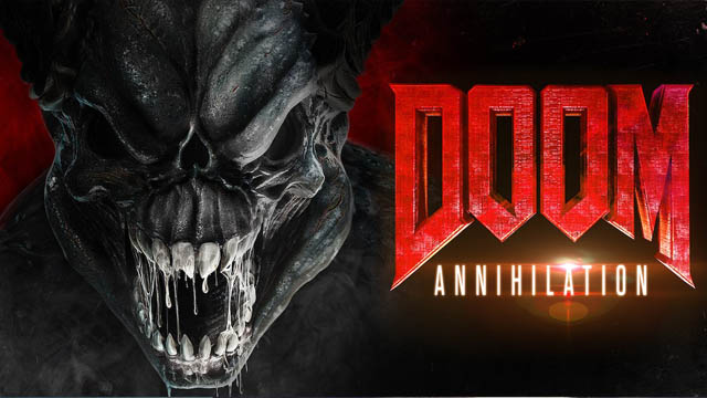 Doom Annihilation (2019) (Unofficial Hindi Dubbed) Movie 720p HDRip Download