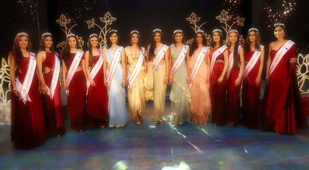 Photograph of the finalists of Miss India arouses the debate about the obsession of the country with clear skin
