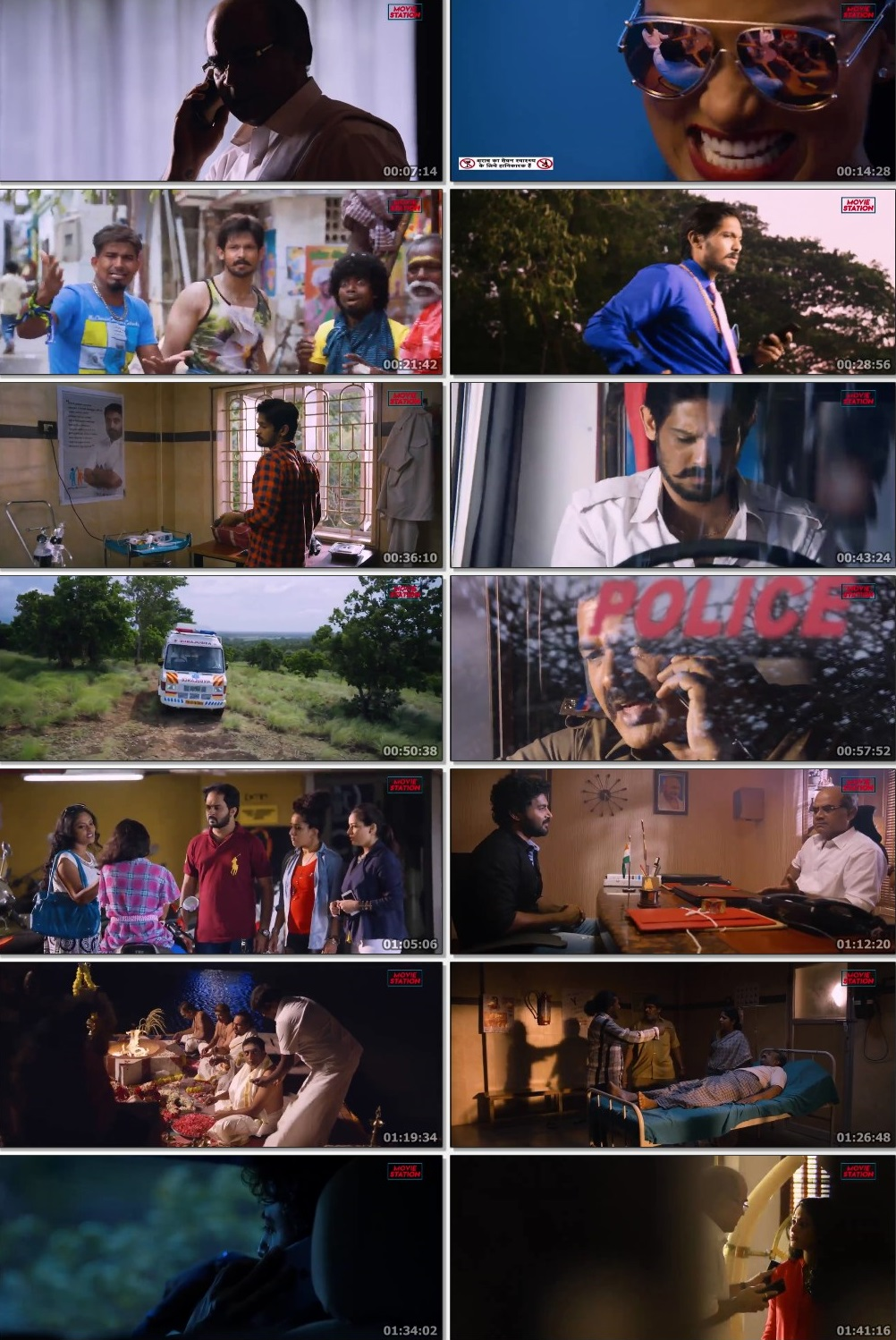 Screen Shot Of Shravan: The Real Hero 2019 300MB Full Movie Hindi Dubbed Free Download 480P HDRip Small Size PC Movie