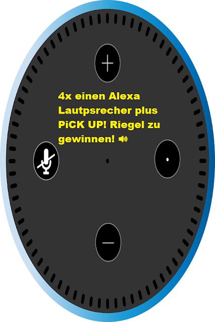 Alexa Lautsprecher zu gewinnen