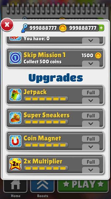 Download Subway Surfer Mod Apk