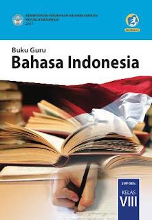 Buku Bahasa Indonesia Kelas 8