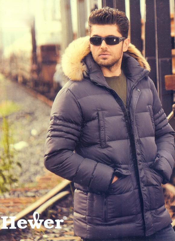 купить зимнюю куртку мужскую