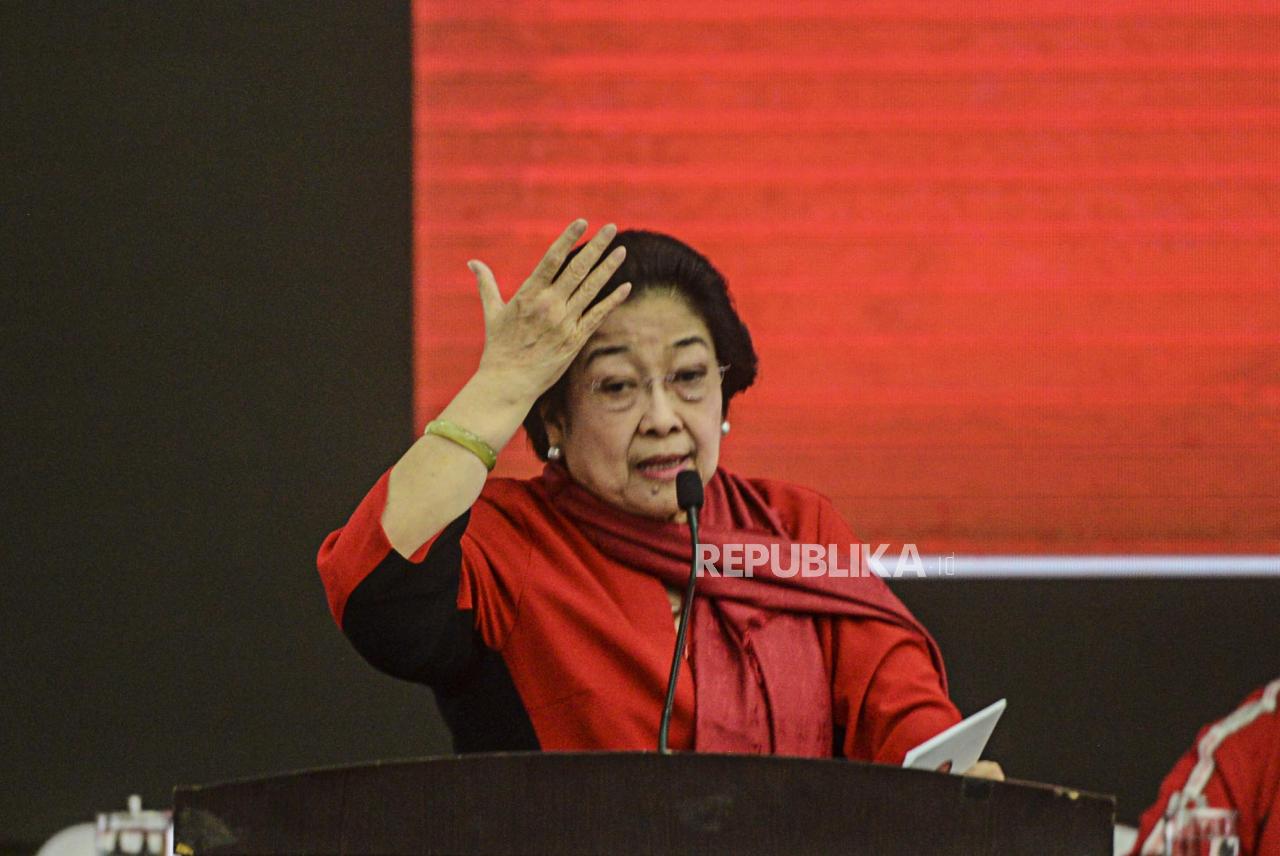 Megawati: Korupsi Pasti Dilakukan Elite