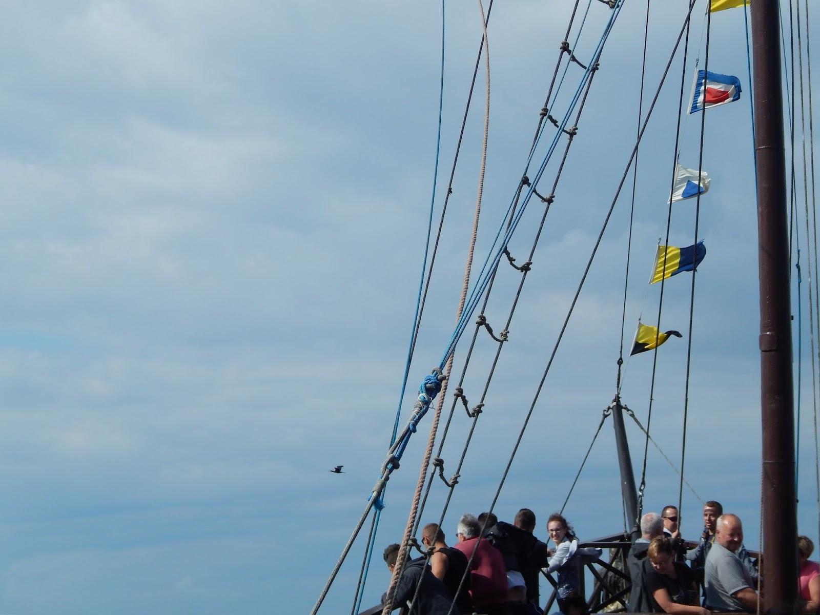 Plavba pirátskou lodí v Polsku