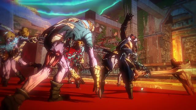 Yaiba Ninja Gaiden Z - Xbox 360 - Multi5 - Captura 5