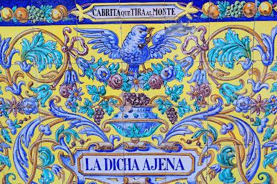 "La Dicha Ajena ""Cabrita que Tira al Monte"""