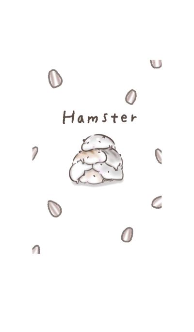 simple hamster.