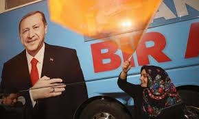 خسارة فادحة لحزب إردوغان في الانتخابات البلدية في أنقرة واسطنبول