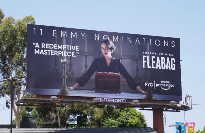 Fleabag season 2 Emmy nominations billboard