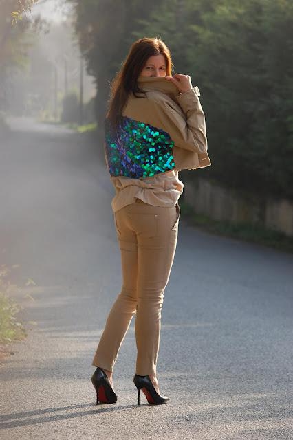 mestiere fashion blogger