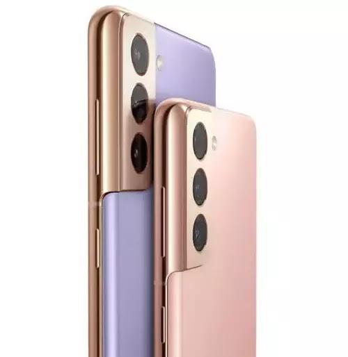 Samsung Galaxy S21 - farklı renkler