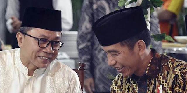 Dua Kursi yang Bisa Jadi Hadiah Jokowi untuk PAN