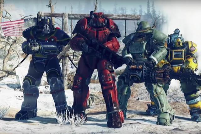 Fallout 76 game bethesda