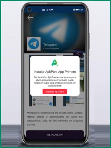 تثبيت التطبيقات 2 Huawei AppSeeken