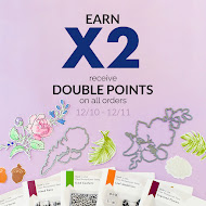 Double Rewards Points (