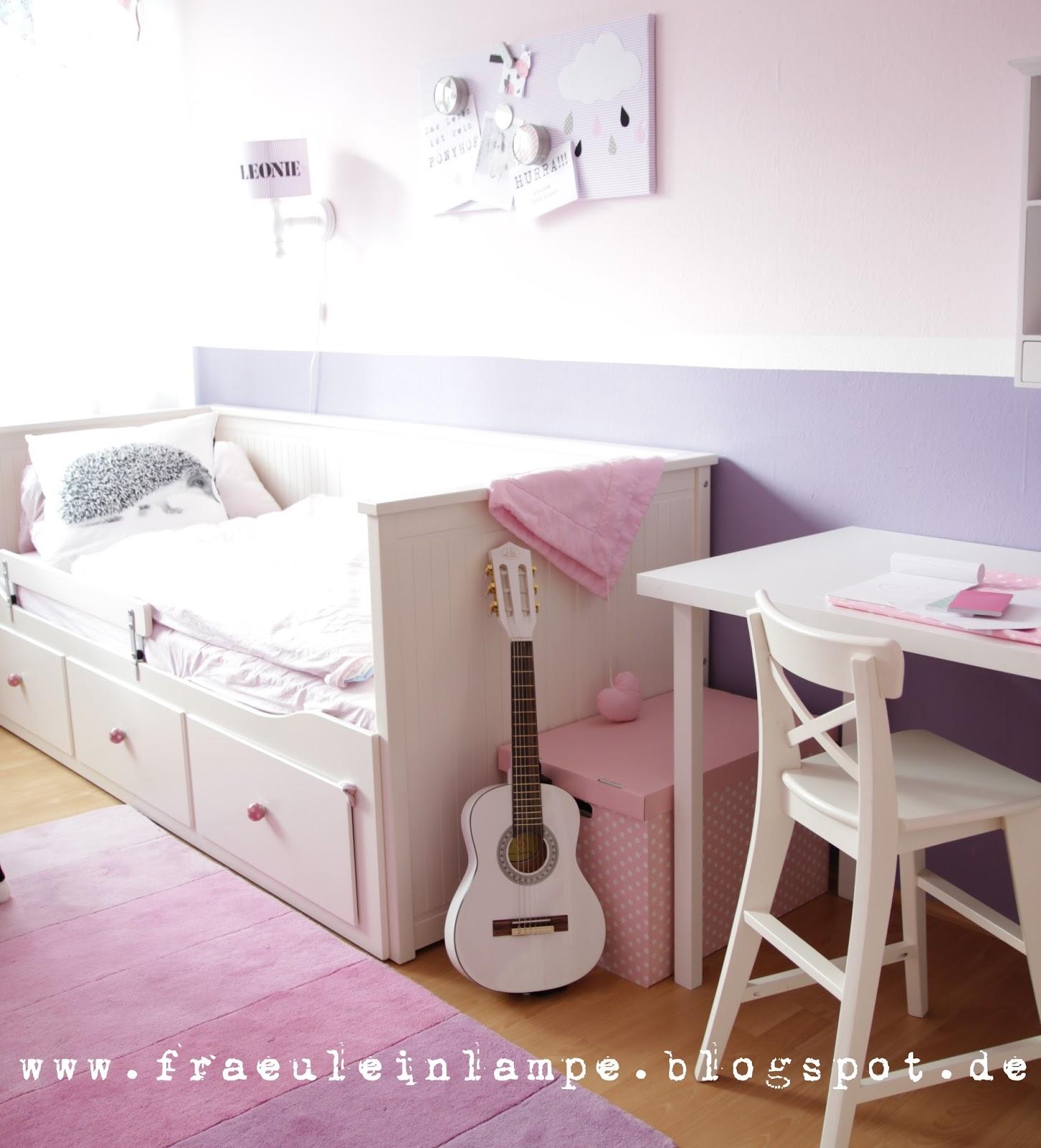 fr ulein lampe kinderzimmer die erste. Black Bedroom Furniture Sets. Home Design Ideas