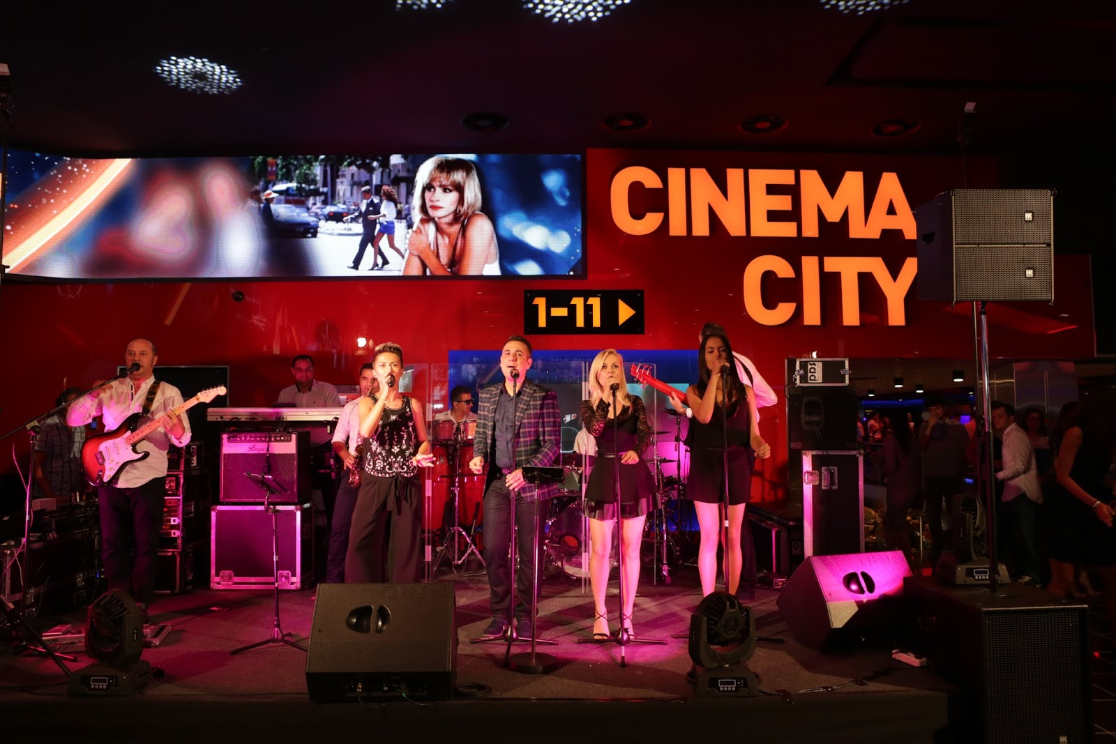 Cinema City deschis în ParkLake Shopping Center multiplex București - Ranevents Comm - Silviu Pal Blog