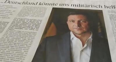 Зеленский заявил, что готов отказаться от вступления в НАТО в обмен на гарантии безопасности
