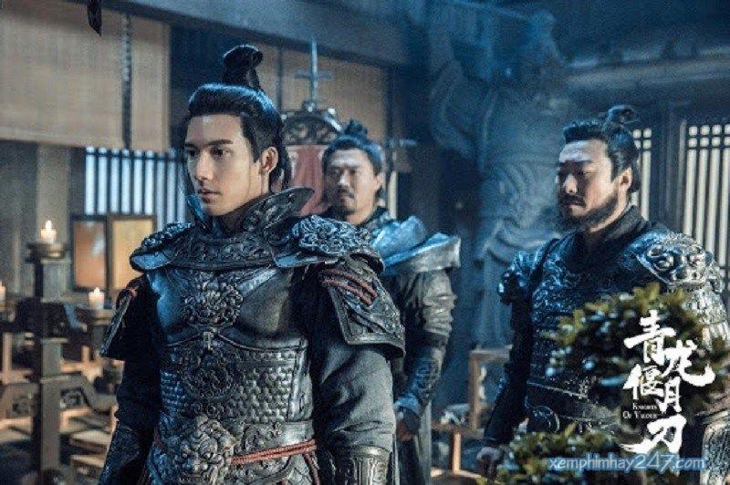 http://xemphimhay247.com - Xem phim hay 247 - Thanh Long Yển Nguyệt Đao (2021) - Knights Of Valour (2021)