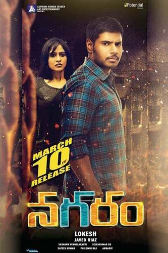Dadagiri 2 (Maanagaram) 2020 Hindi Dubbed 720p HDRip 400MB