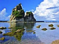 Wisata di Pantai Sawarna Banten